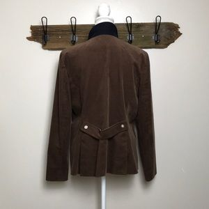 Brooks Brothers Jackets & Coats - Brooks Brothers Blazer Corduroy Fine Equestrian